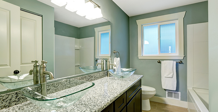 excellent good bathroom paint colors | What Color Should I Paint My Bathroom? - Major Painting Blog