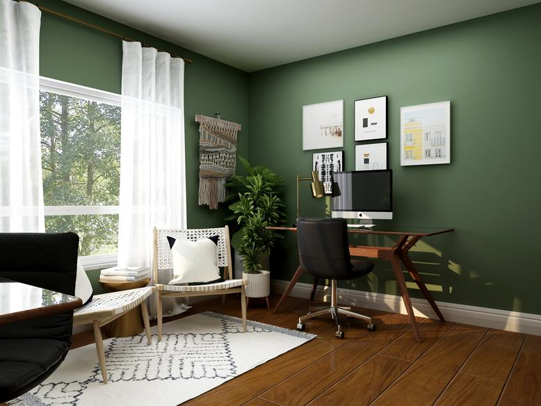 How to Choose the Right Paint Finish for Each Room in Your Home