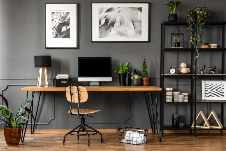 3 Popular Interior Painting Trends for Your Home Office