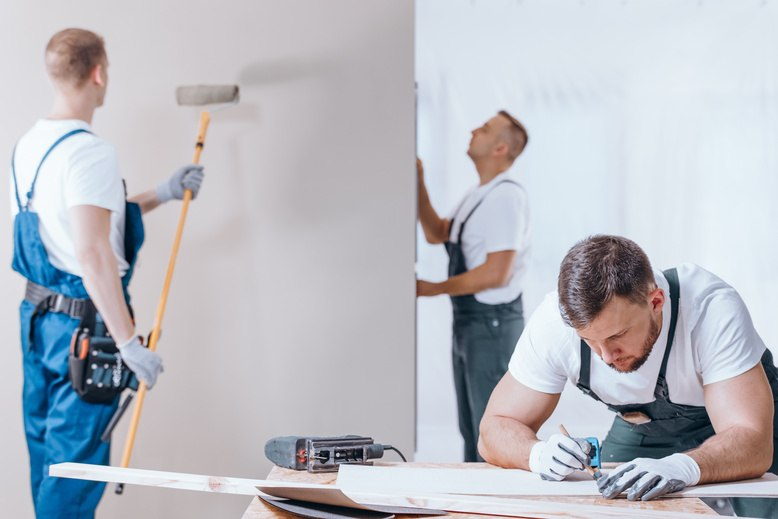 Why it's Critical that Your Painting Contractor Has Carpenters on Staff
