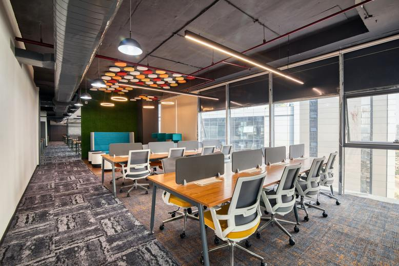 Working in Style: Five Popular Office Design Trends in 2021