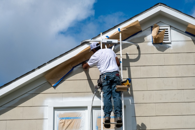 4 Safety Tips for Exterior Painting