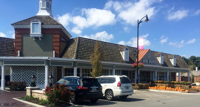 Prairie Village Hen House Facade Remodel And Repaint