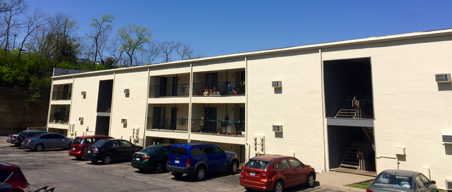 Multi-Family Housing Receives a New Coat of Paint